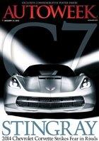 Журнал Autoweek (21 января), 2013 / US