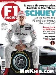 Журнал F1 Racing april 2012
