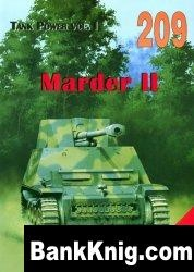 Журнал Wydawnictwo Militaria 209 Marder II