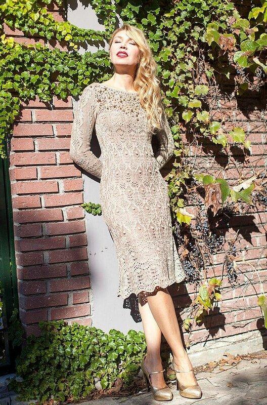 Жаннетта мирмизетта платья