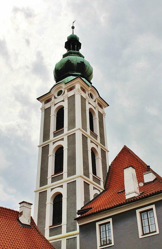Колокольня костела Святого Йошта