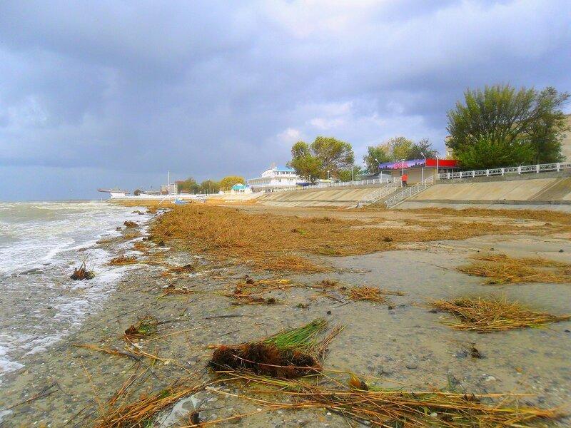 Сентябрь, Азовское побережье, осенние картинки 06