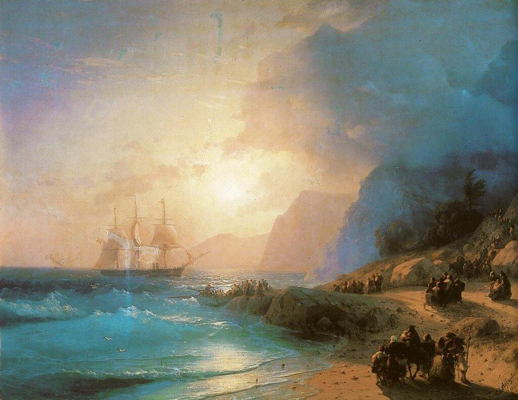 Айвазовский. На острове Крит.jpg