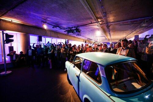 Мировая презентация очковых линз Zeiss DriveSafe.  Берлин 2015