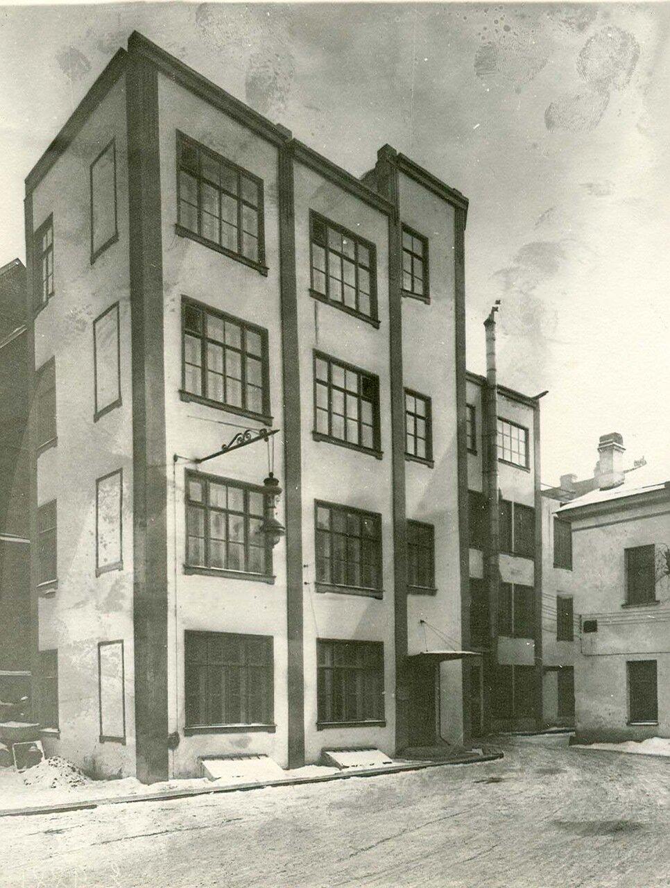 15. Образец дома железо-бетонной конструкции