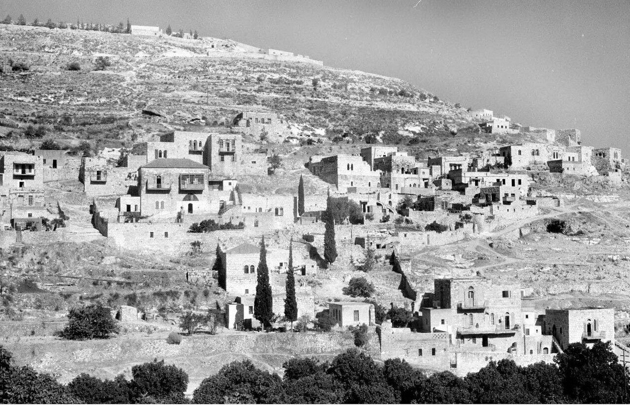 Городской пейзаж Иерусалима