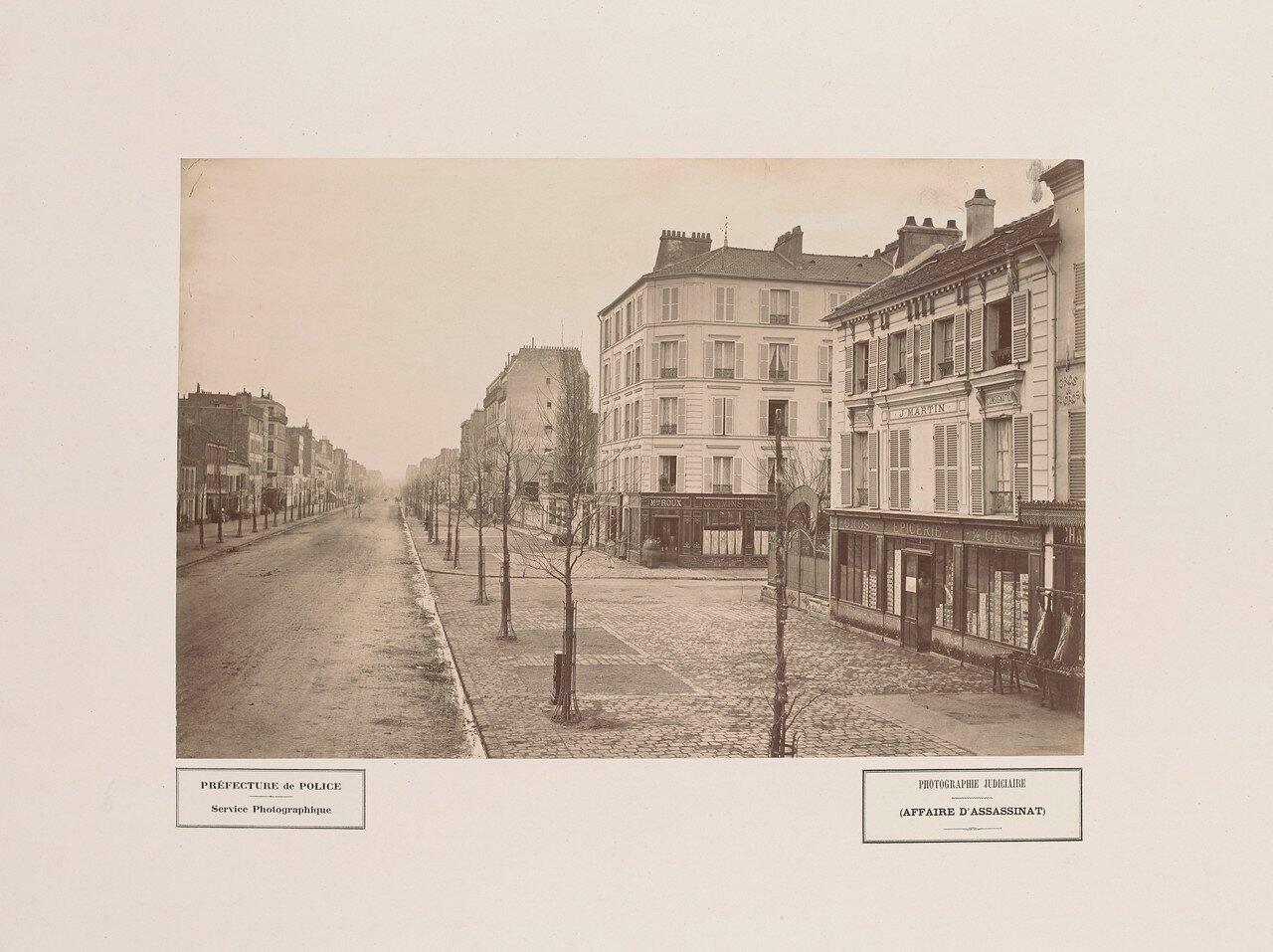 1870-е. Главное полицейское управление