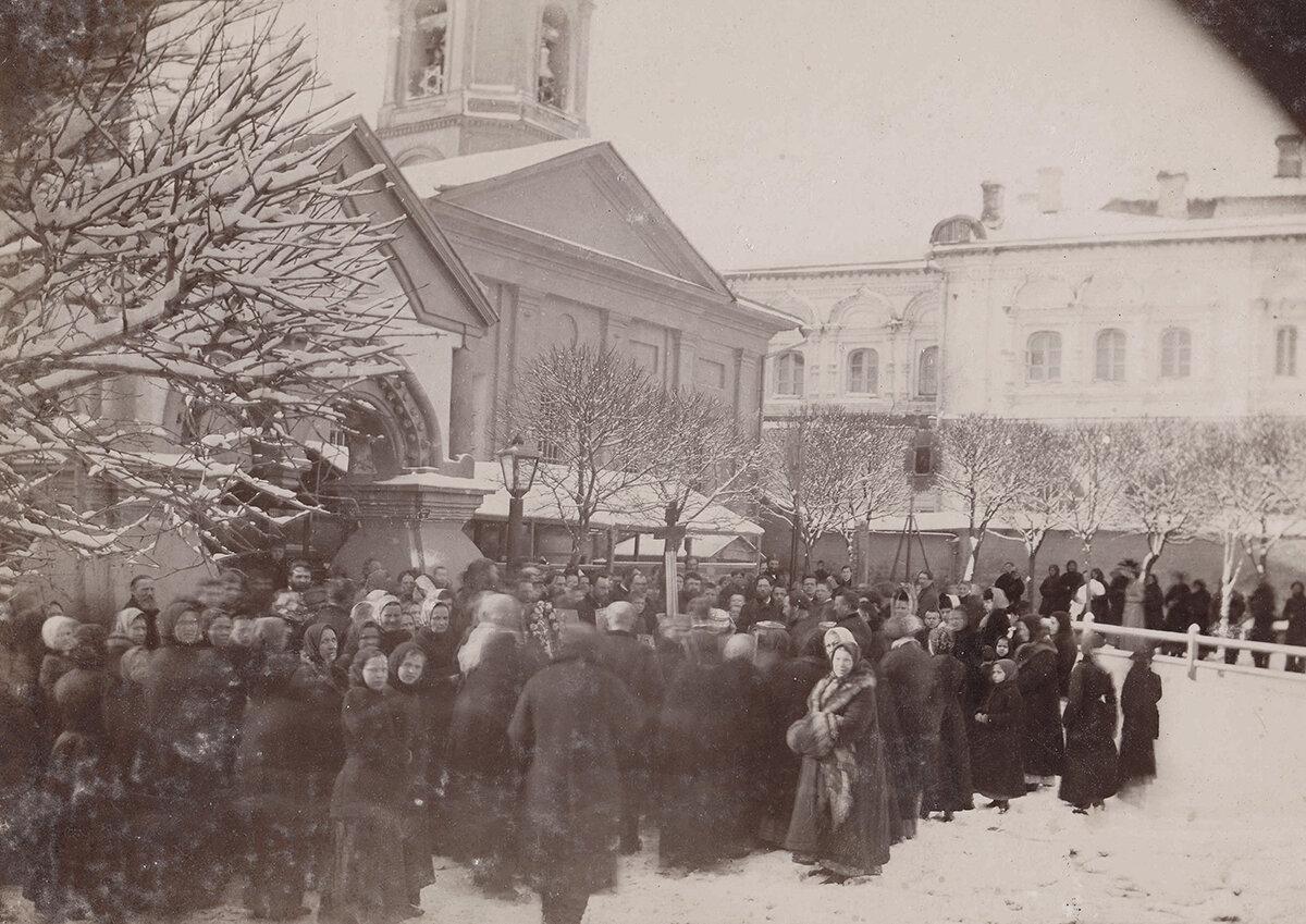 588. Церковь Николы на Берсеневке