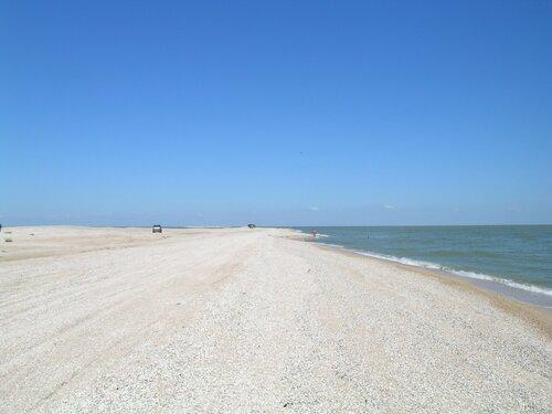 Коса долгая на азовском море где