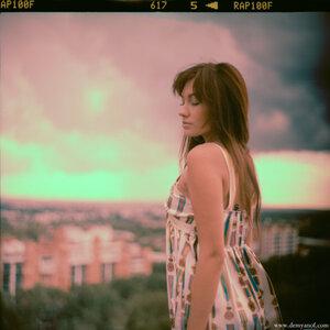 noname Киев6C, девушка, Настя, город, портрет, плёнка, фотосессия, 120