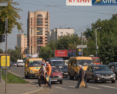 Жилое 15-этажное здание Воровского 15В