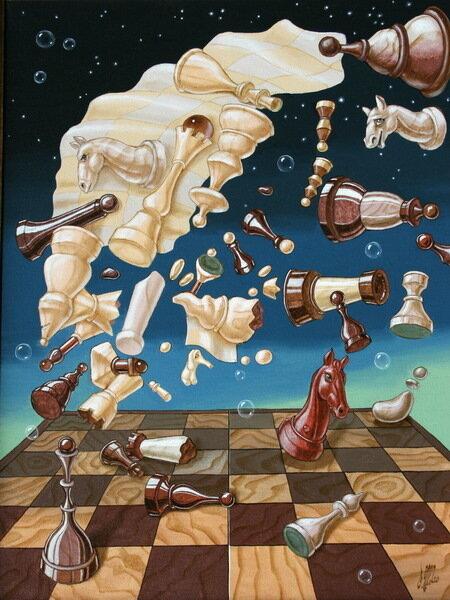 Эйнштейн (шахматы)SOLD