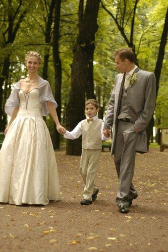 Шурон на свадьбе