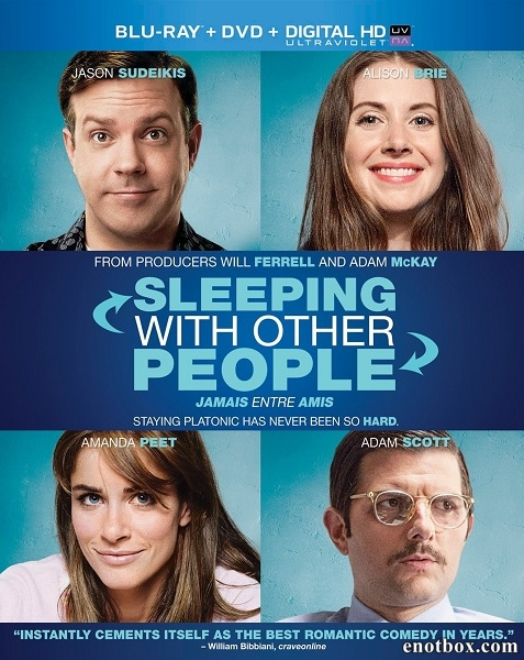 Любовь без обязательств / Sleeping with Other People (2015/BDRip/HDRip)