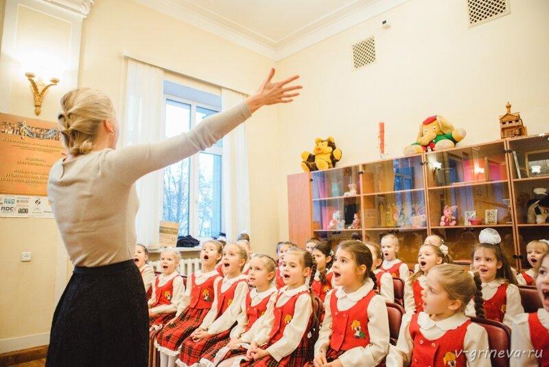 """2015 01 25 хор """"Полет"""" г.Жуковский"""