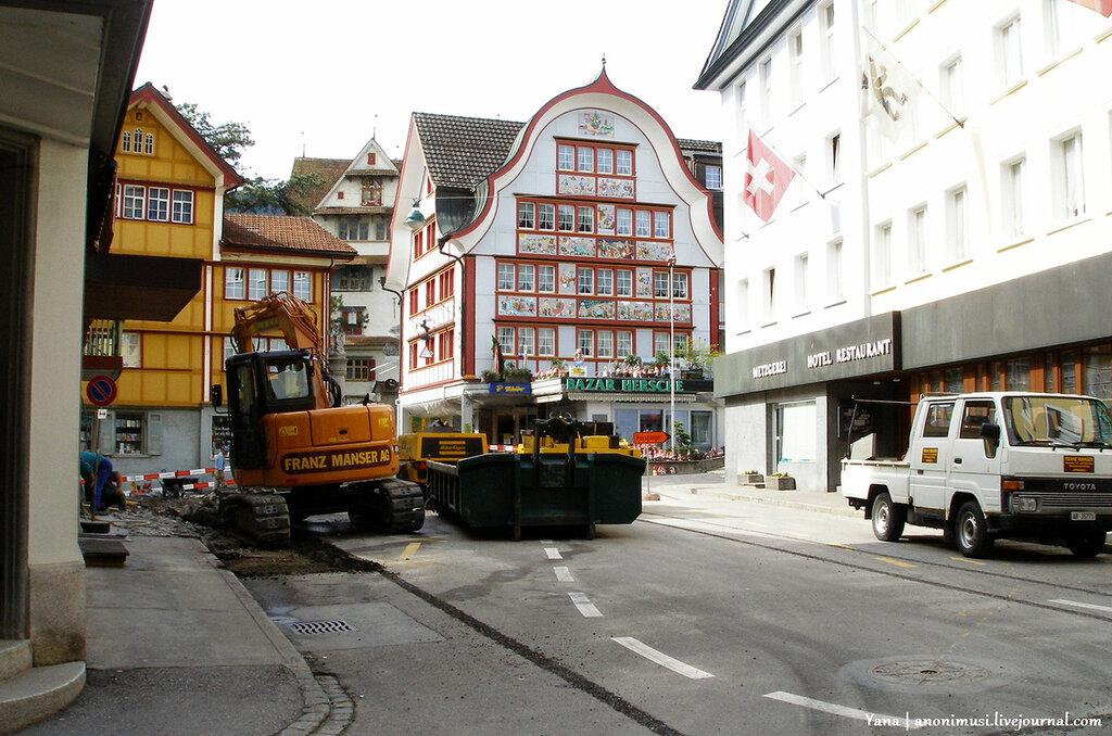Аппенцелль. Швейцария