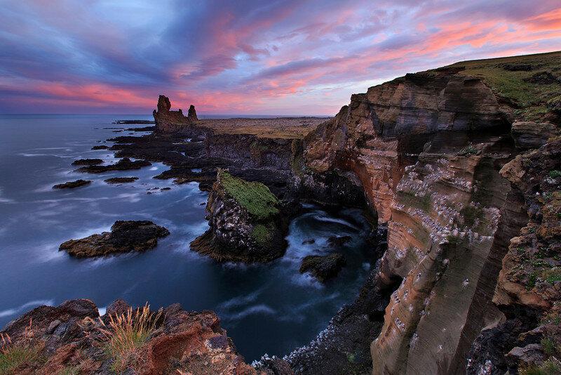 Невероятно красивые фотографии Исландии 0 1b7c1b d479e047 XL