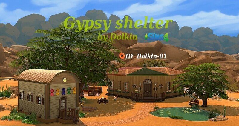 Gypsy shelter by Dolkin