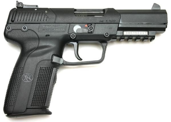 Один из лучших пистолетов в мире был разработан в 1998 году для использования подразделениями НАТО.