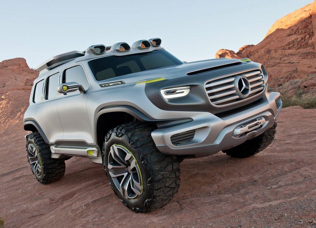 Какой будет Mercedes в 2025 году? (8 фото)