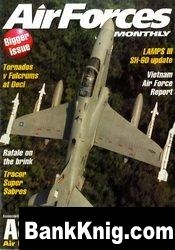 Журнал Air Forces Monthly №3  1998
