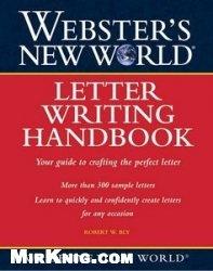 Книга Websters New World Letter Writing Handbook