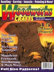 Creative Woodworks & Crafts (March 1999)