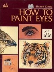 Книга How to paint eyes