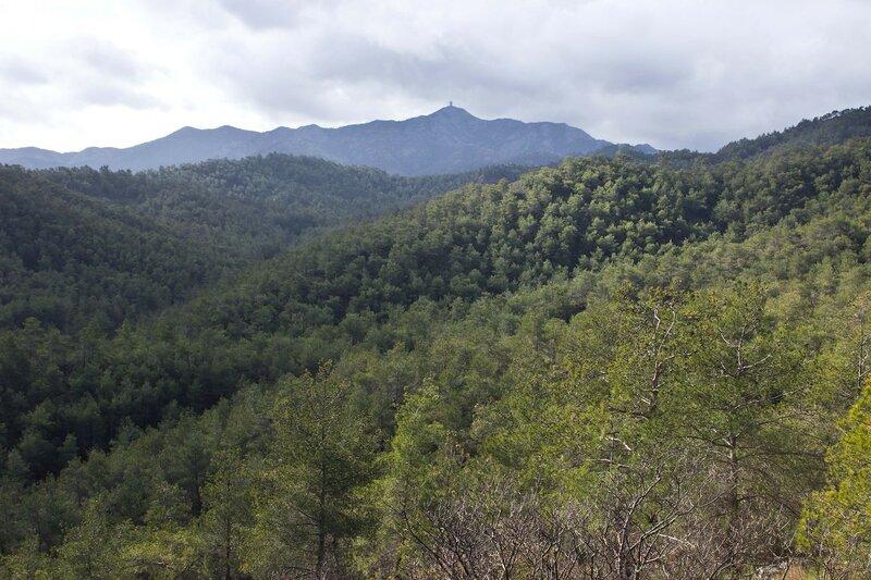 гора Махерас