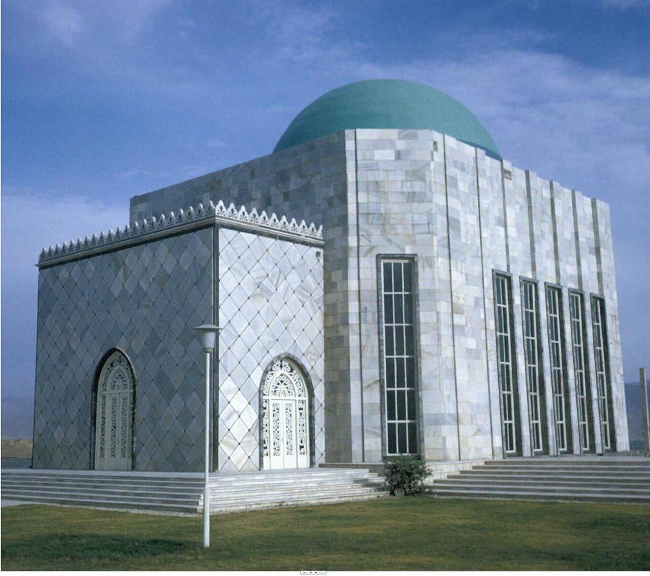 Кабул. Мавзолей Надир-Шаха