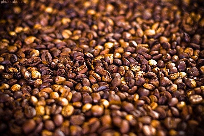 зерна Йеменского кофе