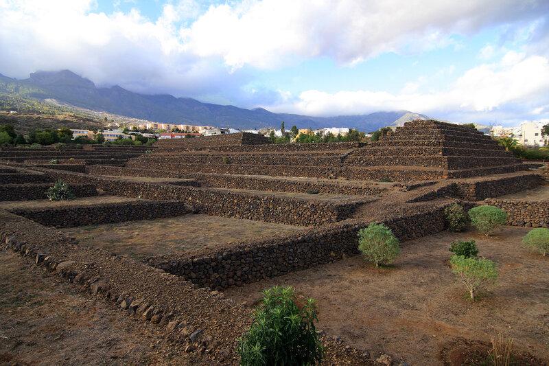 Тенерифе, Пирамиды Гуимар