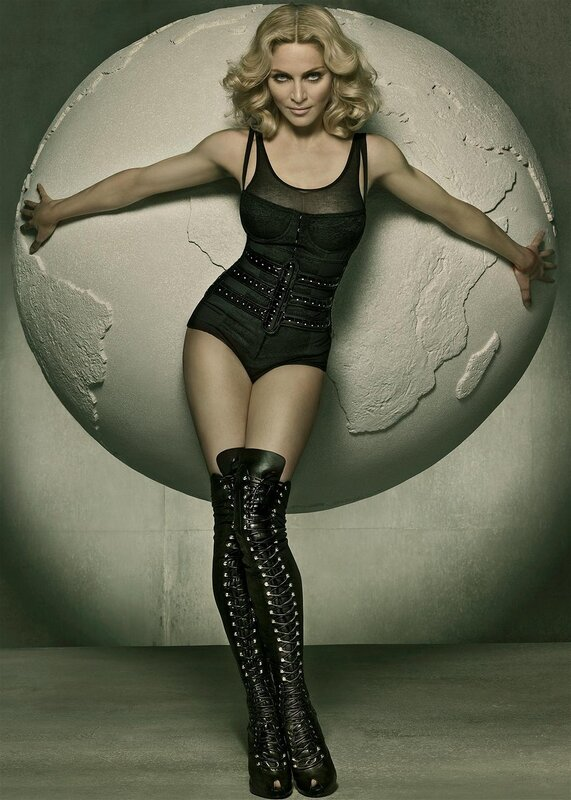 Madonna - SM photoshoot