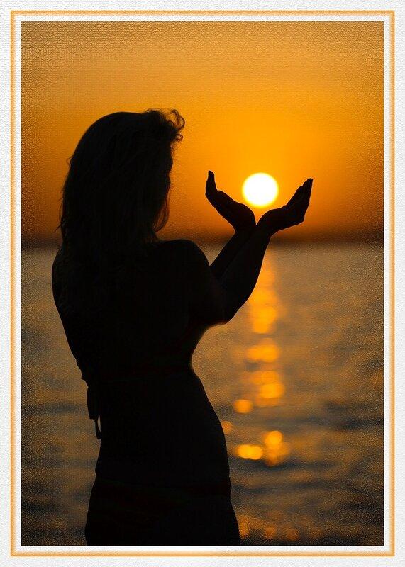 Силуэты - это отличный способ передать эмоции или настроение зрителям ваших фотографий.