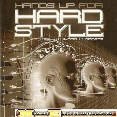 VA - Hands Up For Hardstyle Vol.3 (2 CD) [2008]
