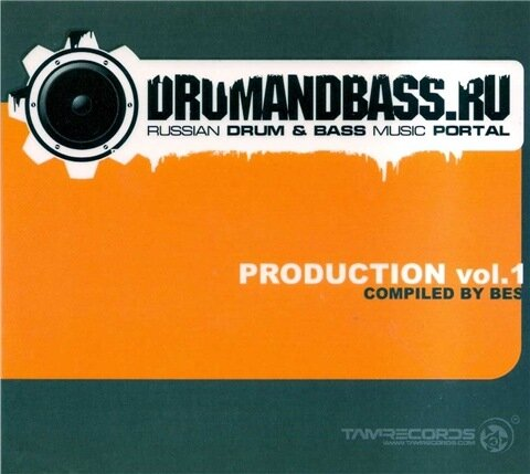 Drumandbass.Ru Production Vol.1 (2008) Compiled by ...