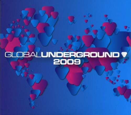 Global Underground 2009 4CD