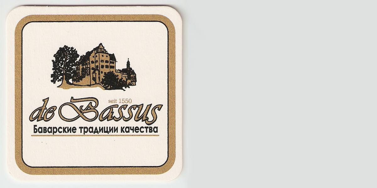 De Bassus #9