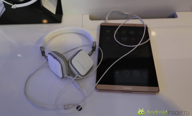 Старт продаж планшета Huawei MediaPad M2 в РФ