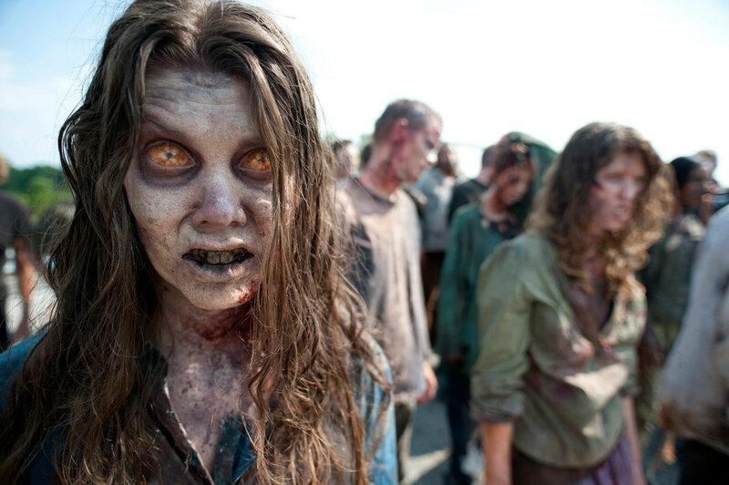 Как правильно себя вести во время зомби апокалипсиса