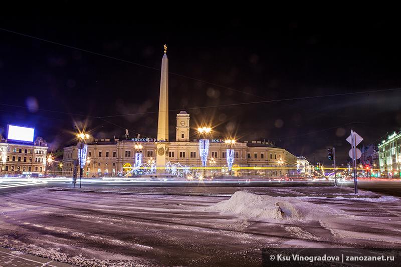 Новогодний Санкт-Петербург 2016