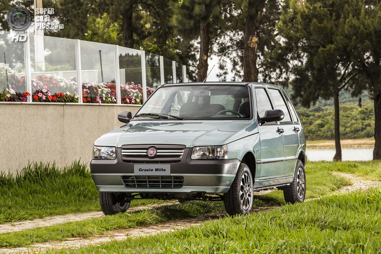 Fiat Mille, большое спасибо! (16 фото)