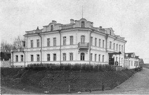 Дом Пантелеевых, Ивангородский форштадт