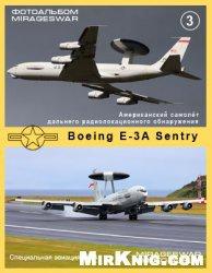 Американский самолёт дальнего радиолокационного обнаружения - Boeing E-3A Sentry (3 часть)