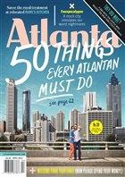 Журнал Atlanta №4 (апрель), 2013 / US