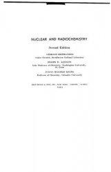 Книга Ядерная химия и радиохимия