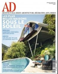 Журнал AD Architectural Digest - №7-8 2012 (France)
