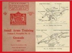 Книга Small Arms Training. Grenade