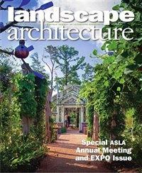 Журнал Журнал Landscape Architecture №9 (сентябрь 2009) / US