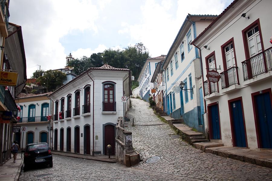 Бразилия, Ору-Прету